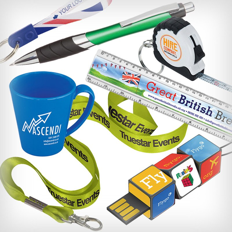 Promotional gifts and ideas from JJ Leisure
