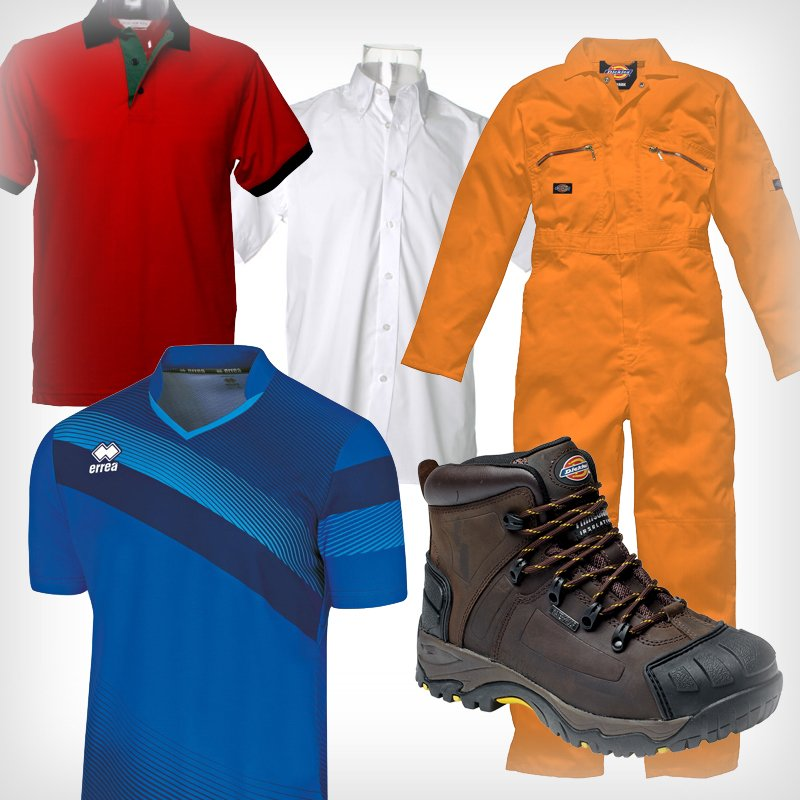 Workwear and leisurewear from JJ Leisure
