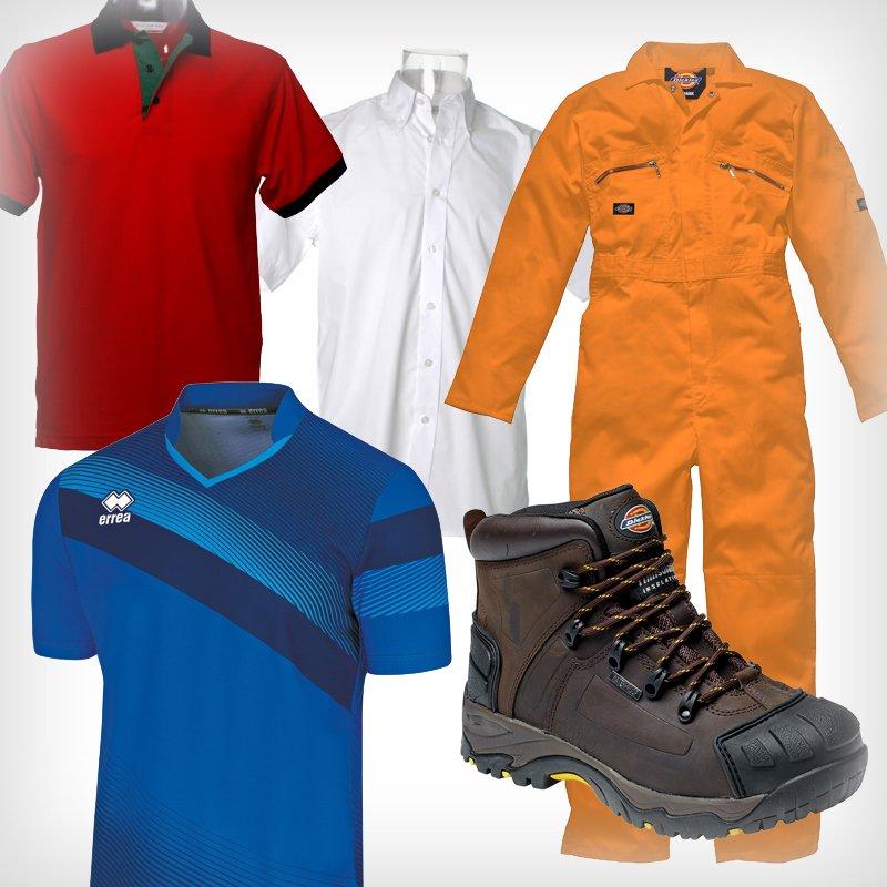 Workwear and leisurewear from JJ Leisure
